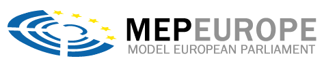 MEP – The Model European Parliament Logo